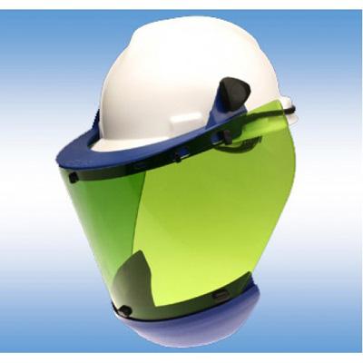 Paulson Manufacturing ARC-S2K2-PC-10 flash protection Arc shield