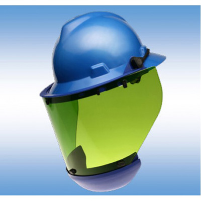 Paulson Manufacturing ARC-S2K3-PC-12 flash protection Arc shield