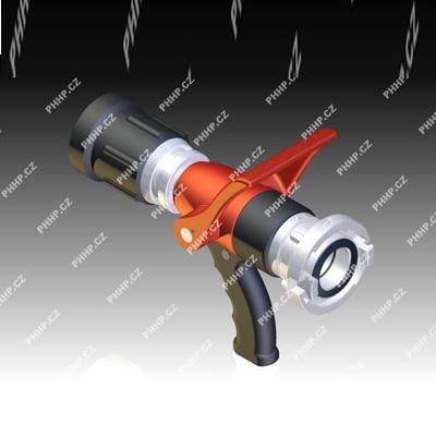 Pavlis a Hartmann s.r.o. Tajfun – Profi C nozzle fire nozzle