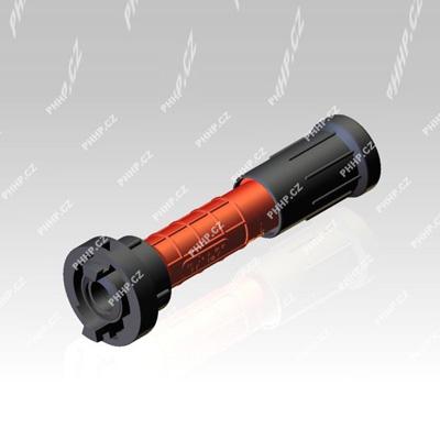 Pavlis a Hartmann s.r.o. vv 124 adjustable combined nozzle D25