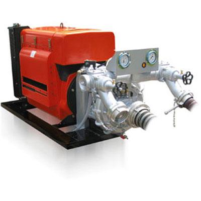 PF Pumpen und Feuerloeschtechnik GmbH ANP 2000 fire pumping set