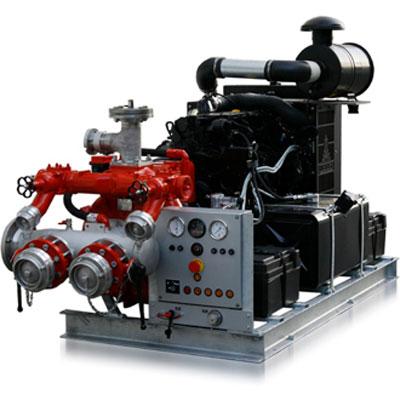 PF Pumpen und Feuerloeschtechnik GmbH ANP 4000 pumping set