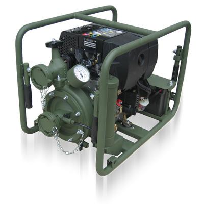 PF Pumpen und Feuerloeschtechnik EL 200D portable pump