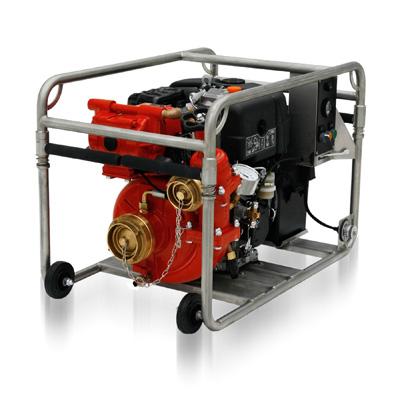 PF Pumpen und Feuerloeschtechnik EL 500D portable pump