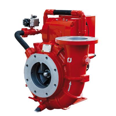 PF Pumpen und Feuerloeschtechnik NP 4000 pump