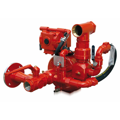 PF Pumpen und Feuerloeschtechnik NP 500 pump