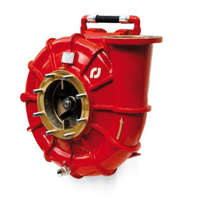 PF Pumpen und Feuerloeschtechnik NP 8000 pump