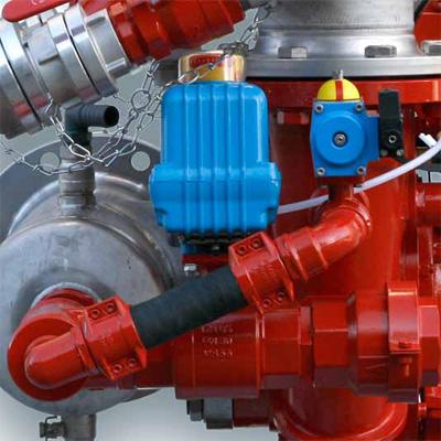 PF Pumpen und Feuerloeschtechnik PV foam mixer