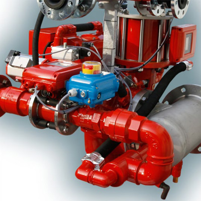 PF Pumpen und Feuerloeschtechnik PVtronic foam mixer