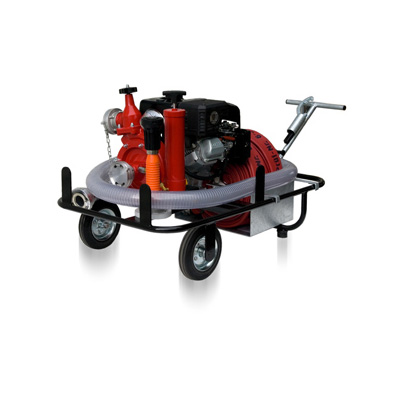 PF Pumpen und Feuerloeschtechnik TEL 200 pump trolley