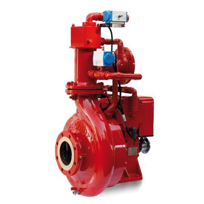 PF Pumpen und Feuerloeschtechnik TO 4000S pump