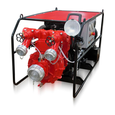 PF Pumpen und Feuerloeschtechnik VF 1400D portable pump