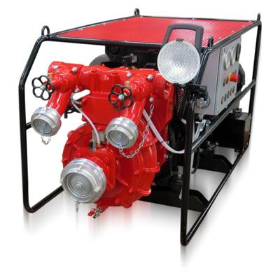 PF Pumpen und Feuerloeschtechnik VF 2000D portable pump