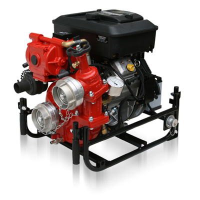 PF Pumpen und Feuerloeschtechnik ZL 500 single-stage pump