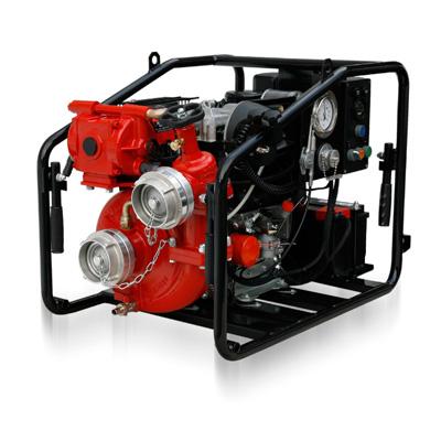 PF Pumpen und Feuerloeschtechnik ZL 600D portable pump