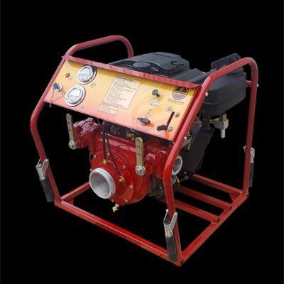 CET fire pumps PFP-23HPVGD-2D-CE Vanguard Powered High Volume Pump