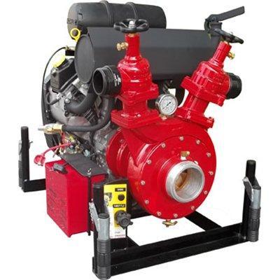CET fire pumps PFP-40HPKHL-MF-BG Gas Powered Pump