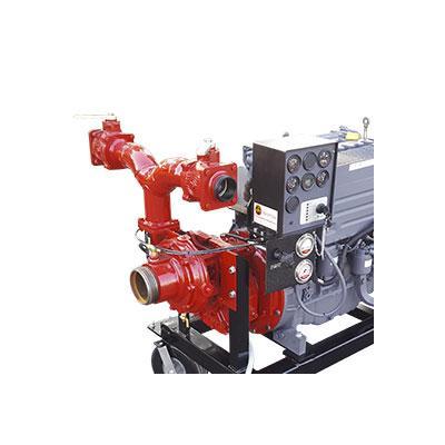 CET fire pumps PFP-59HP-DSL High Pressure Volume Pump