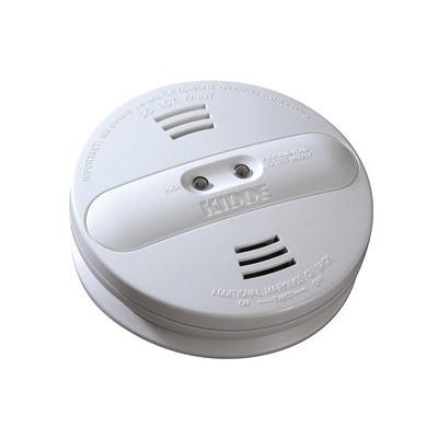 Kidde Fire Systems Pi9010 Dual Sensor Battery Operated Smoke Alarm