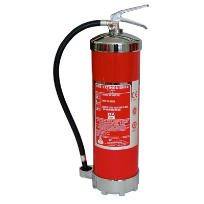 Pii Srl ACQ9CROM portable water fire extinguisher