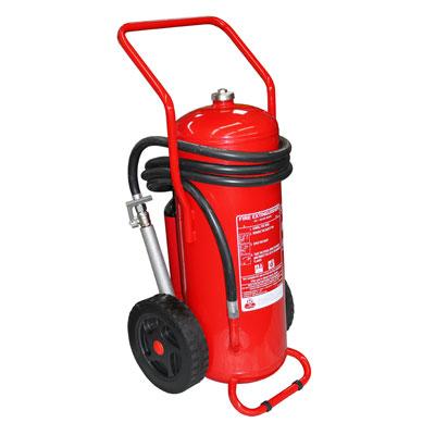 Pii Srl CBE10004 mobile water base fire extinguisher