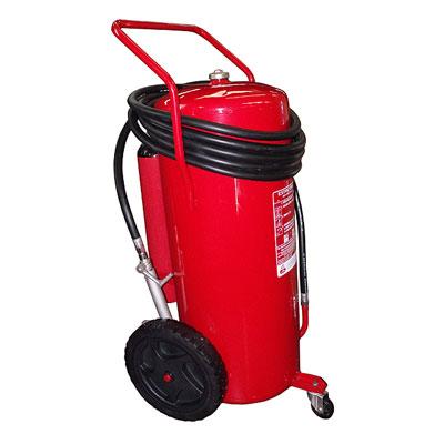 Pii Srl CBE15004 mobile water base fire extinguisher