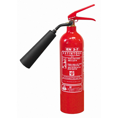 Pii Srl CO202015 portable carbon dioxide fire extinguisher