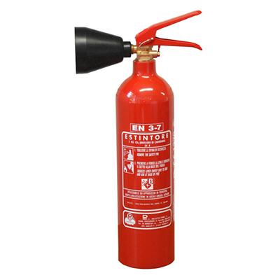 Pii Srl CO202016 portable carbon dioxide fire extinguisher