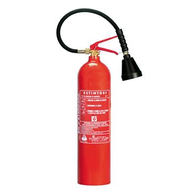 Pii Srl CO205007 portable carbon dioxide fire extinguisher