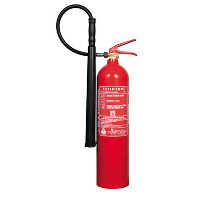 Pii Srl CO205009 portable carbon dioxide fire extinguisher