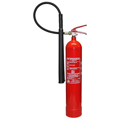 Pii Srl CO20500M/EU portable carbon dioxide fire extinguisher
