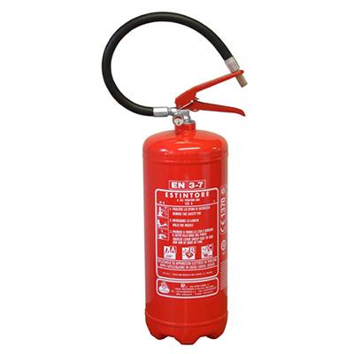 Pii Srl EPP06002 Portable Powder Fire Extinguisher