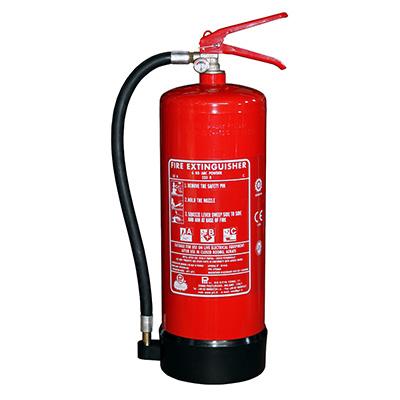 Pii Srl EPP06005 Portable Powder Fire Extinguisher