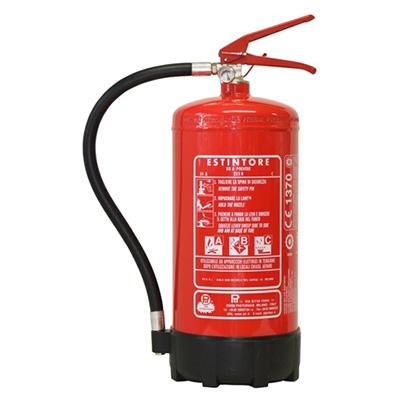Pii Srl EPP06020 Portable Powder Fire Extinguisher