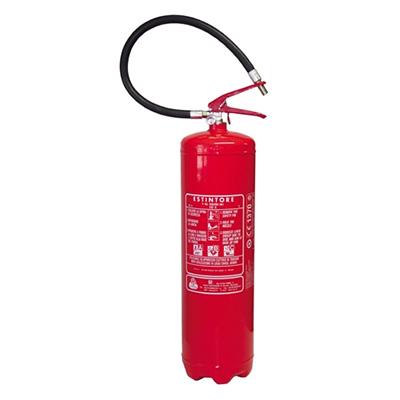 Pii Srl EPP09014 Portable Powder Fire Extinguisher