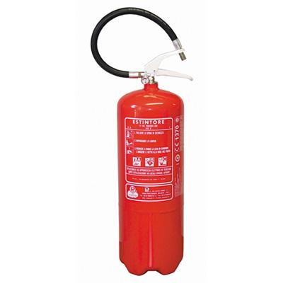 Pii Srl EPP12011 Portable Powder Fire Extinguisher
