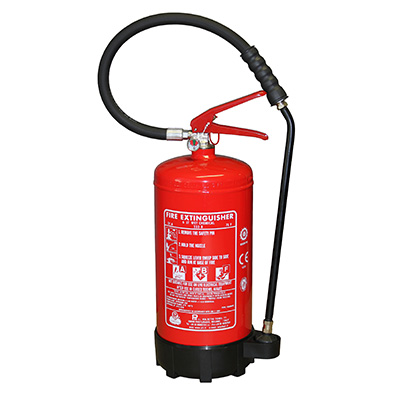 Pii Srl F0600021 portable water based fire extinguisher