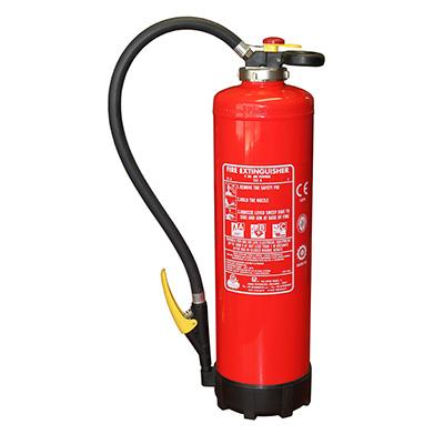 Pii Srl P9GI portable powder fire extinguisher