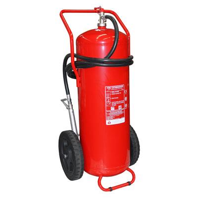 Pii Srl SCH10004 mobile foam fire extinguisher