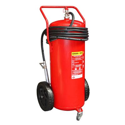Pii Srl SCH15004 wheeled fire extinguisher