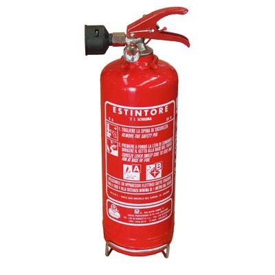 Pii Srl WG020016 portable water based fire extinguisher