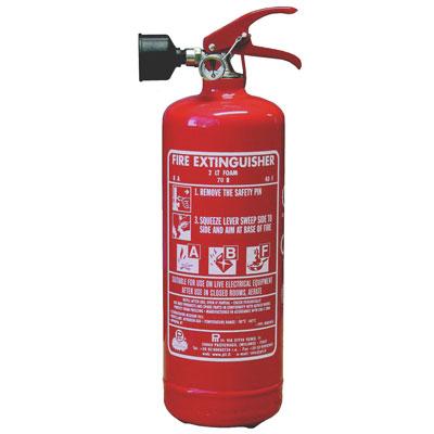 Pii Srl WG020018 portable water based fire extinguisher