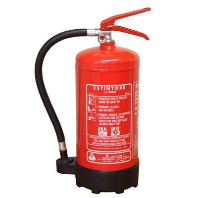 Pii Srl WG060004 portable foam fire extinguisher
