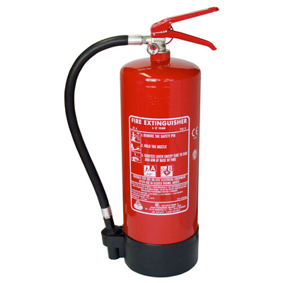 Pii Srl WG060006 portable foam fire extinguisher