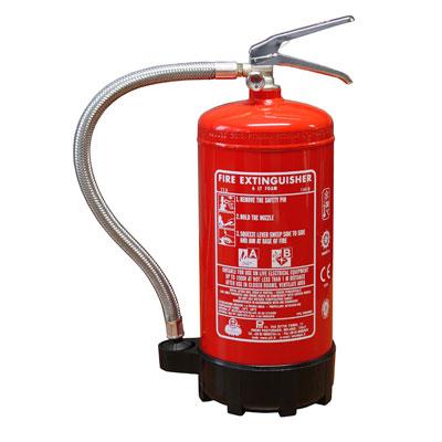 Pii Srl WG060007 portable foam fire extinguisher