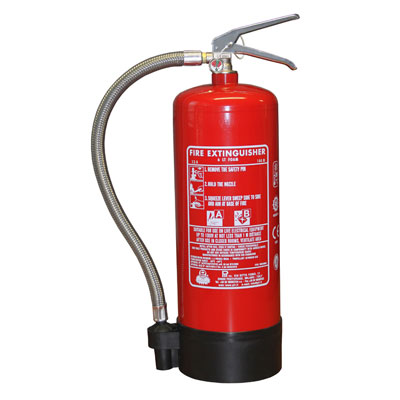 Pii Srl WG060008 portable foam fire extinguisher