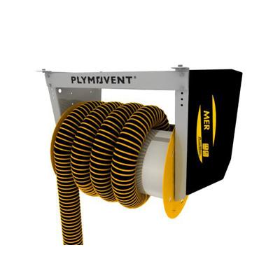 Plymovent Corp. MER motorised hose reel