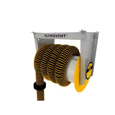 Plymovent Corp. SER spring operated hose reel
