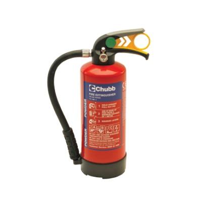 Chubb PO3 ABC powder fire extinguisher