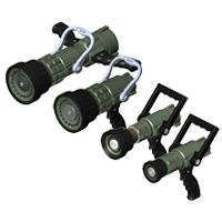 POK TURBOKADOR 9975 lightweight selectable gallonage nozzle